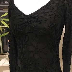 H&M Velvet Cocktail Dress